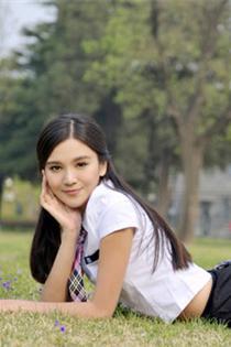 大陆模特王希维的个人写真,王希维相片资料